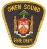 Owen Sound Fire Department